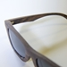 San Miguel Wood Wayfarer Sunglasses