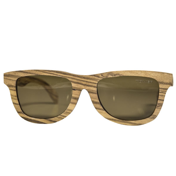 Trestles Surf Style Wood Sunglasses