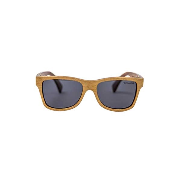 wood carved sunglasses